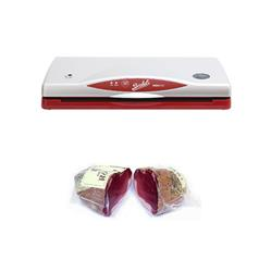 Vacuum machine + Culatello Fiocco - Half vacuum